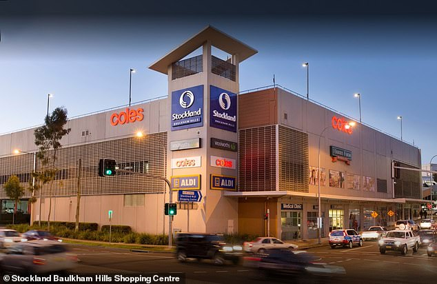 Davenport has been accused of assaulting a Woolworths employee who intervened to try and stop her from her alleged theft of groceries