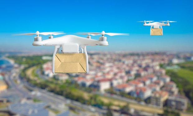 Bread, coffee to be delivered by drone in Logan