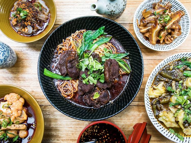 Dainty Sichuan Noodle Express