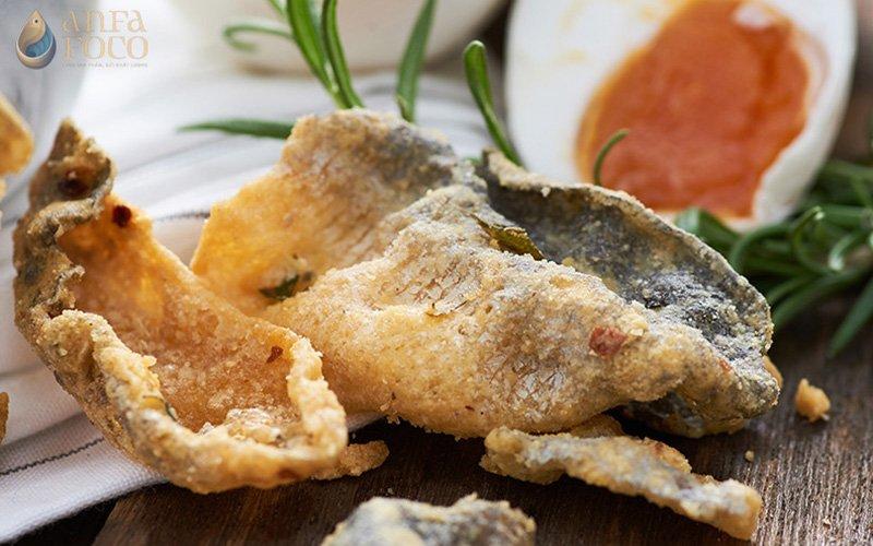 Da cá ngon nhưng dễ chứa nhiều thủy ngân, chì không tốt cho sức khỏe