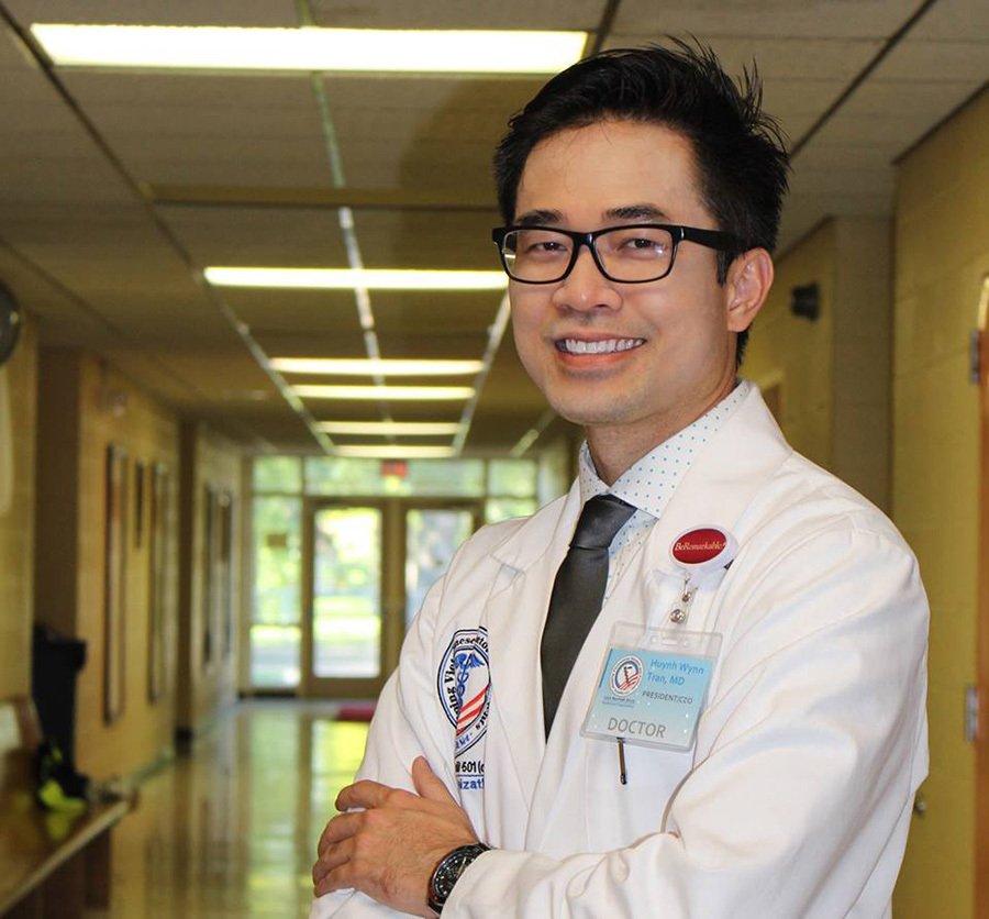 Bác sĩ Huynh Wynn Trần