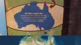 Victoria bị 'xóa sổ' trên một bản đồ Úc gây xôn xao