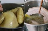 Muốn thịt luộc thơm ngon, mềm ngọt, không bị hôi: học 4 cách luộc đúng cho từng loại thịt