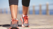 Sự khác biệt lớn về toàn bộ cơ thể giữa người có tập đi bộ và không đi sau 10 năm