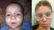 Bé 8 tháng tuổi t.ử v.ong vì bị mẹ cho uống rượu v.odka ép ngủ để đi tiệc tùng