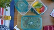 Coles khuyến mãi hộp nhựa 'miễn phí' cho khách hàng