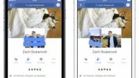 Facebook sắp có tính năng chọc, ôm ấp, nháy mắt nhau ngay trên avatar