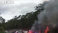 NSW: 3 người thiệt mạng trong vụ tai nạn kinh hoàng ngày Boxing Day