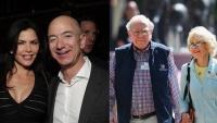 Tình yêu kiểu tỷ phú: Jeff Bezos yêu vợ bạn thân, Warren Buffett yêu bạn thân của vợ và 2 cái kết hoàn toàn đối lập