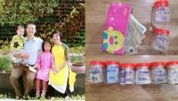 Mẹ 8X dạy con bài học về quản lý tài chính từ việc 'trả công' cho bé làm việc nhà