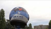 Mãn nhãn với lễ hội khinh khí cầu đẹp mắt tại Canberra