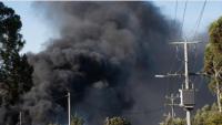 Úc: Người dân đòi hỏi công lý sau vụ cháy nhà máy hóa chất ở phía Bắc Melbourne