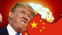 Trung Quốc tuyên bố trả đũa ông Trump: Nước Mỹ 'đỏ lửa'