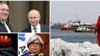 Thế giới đêm qua: Putin nói đã đến lúc khôi phục hoàn toàn quan hệ Nga-Mỹ; Các cơ sở dầu mỏ của Saudi bị tấn công