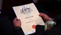 Chính phủ Úc có thể bỏ kế hoạch cải tổ thi quốc tịch khó hơn