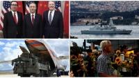 Thế giới đêm qua: Thổ Nhĩ Kỳ bắt đầu nhận tên lửa của Nga để thách thức Mỹ và NATO
