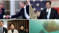 Thế giới đêm qua: Tổng thống Trump bình luận về mức tăng trưởng GDP thấp kỷ lục của Trung Quốc