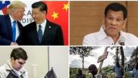 Thế giới đêm qua: Tổng thống Philippines đề nghị Mỹ đưa Hạm đội 7 tới 'trước cửa nhà' Trung Quốc