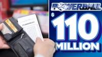 """Giải độc đắc Powerball 110 triệu đô đã có 2 người nhận, người thứ ba vẫn còn là """"ẩn số"""""""