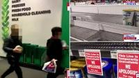 """Úc: Lại xuất hiện nhóm người điên cuồng """"dọn sạch"""" các quầy sữa công thức ở siêu thị"""