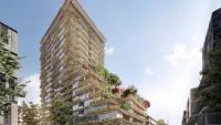 Sydney: Tòa nhà siêu đẹp cùng một khu ẩm thực Nhật Bản sẽ là 'tương lai' của Waterloo