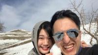 Chuyện tình trong bí mật của cô gái Việt và chàng trai đất nước cấm hẹn hò