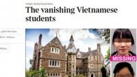 Hàng loạt nữ sinh Việt nhập học ở Anh đột ngột biến mất, một số người được phát hiện đang ở trong tiệm nail