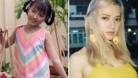 'Bé' Xuân Nghi trở lại showbiz Việt sau 10 năm du học ở Mỹ