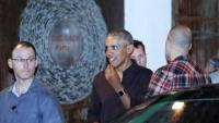 Vợ chồng cựu Tổng thống Obama ăn cơm ở Sài Gòn