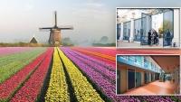 Hà Lan, nhà tù bỏ không vì thiếu tù nhân, thủ tướng đi làm bằng xe đạp