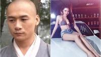 Hư Trúc 'Thiên long bát bộ': Làm lại cuộc đời sau khi đi tù, lấy vợ chân dài xinh đẹp