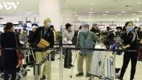335 người Việt trở về từ Úc kết thúc cách ly tập trung