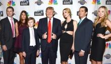 Vì sao các con của ông Donald Trump dù giàu sang từ nhỏ vẫn giỏi giang thành đạt và 'sạch'