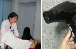 Dùng máy sấy tóc 'hong khô vùng tế nhị' ngừa bệnh phụ khoa, khỏi nấm: Các bác sĩ đều công nhận hiệu quả