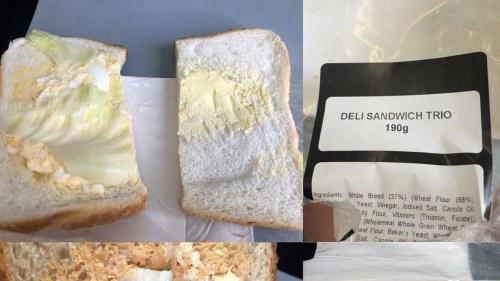 """Hành khách """"cạn lời"""" trước chiếc bánh giá 9$ đến từ Jetstar"""