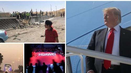 Thế giới đêm qua: Tổng thống Trump đe dọa hủy diệt Iran; Xe du lịch lại bị đánh bom ở Ai Cập