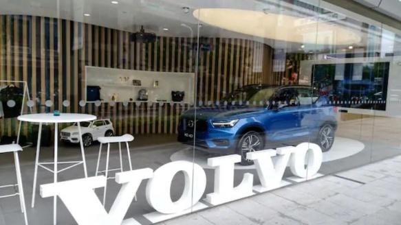 Volvo thu hồi khẩn 1 triệu xe hơi vì nguy cơ cháy nổ